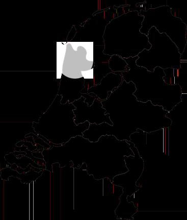 Vlotte Tantes Noord-Holland, Noord-Kennemerland