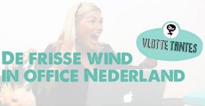 De frisse wind in office Nederland
